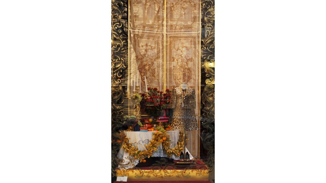 American Supply, Vitrine Gastronomique, Experience du Festin avec Dolce Gabbana