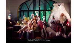 American Supply, Vitrine Gastronomique, Experience du Festin avec Selfridges