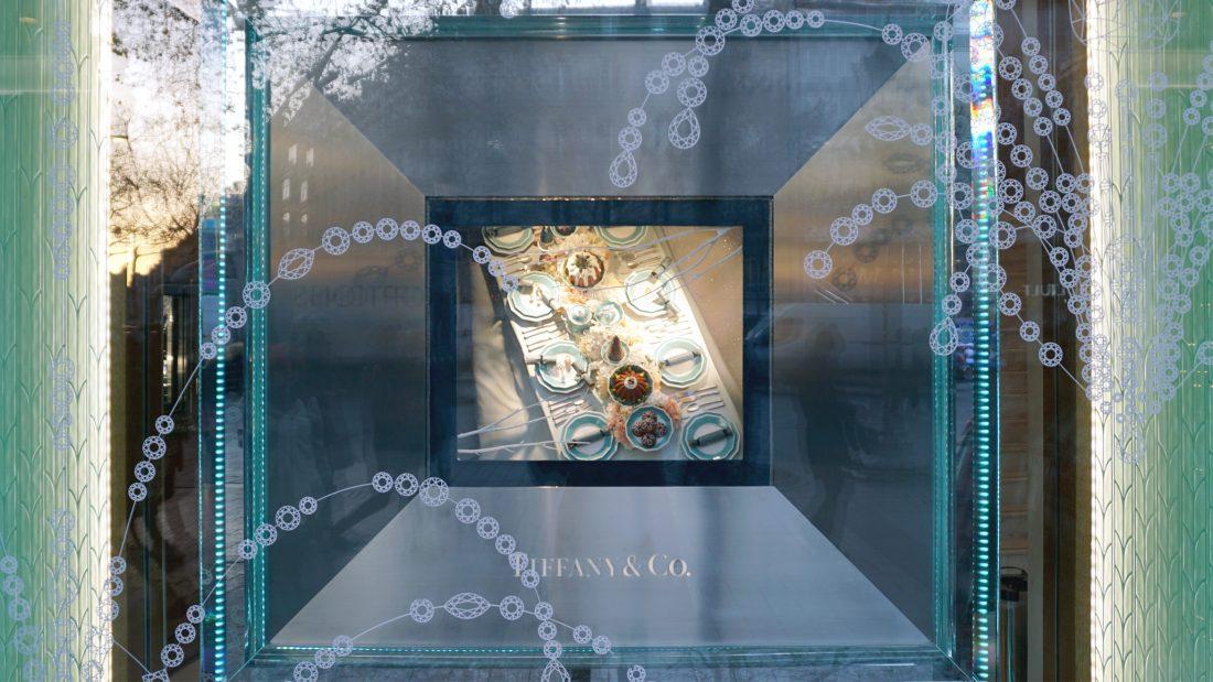 American Supply, Vitrine Gastronomique, Experience du Festin avec Tiffany